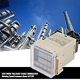 Digital Time Relay, Walfront ZN48 AC 220V Digital