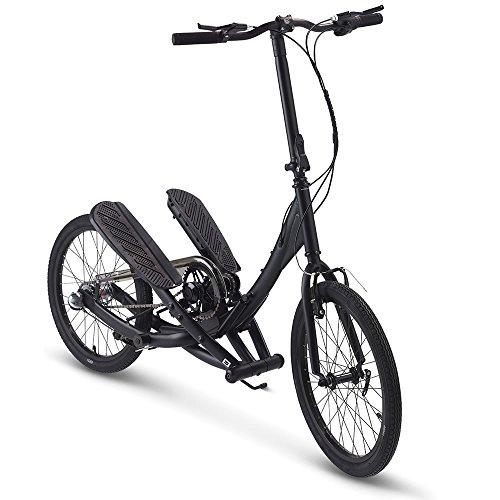 The Foldaway Stepper Bike