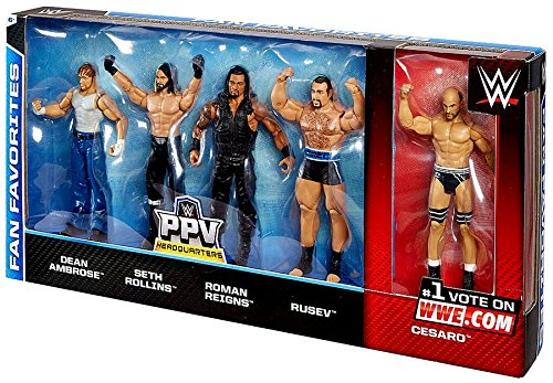 Basic Favorite Action Figure 5 Pack