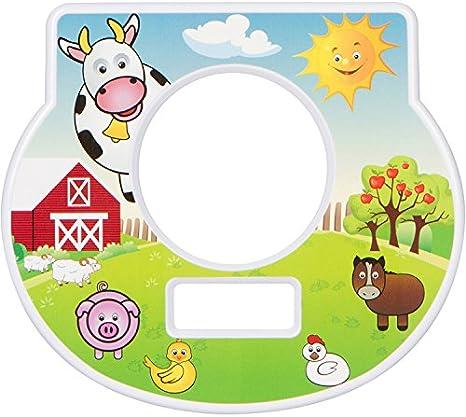 Barnyard Design TOT Clock Faceplate