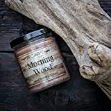 Morning Wood - Cedarwood Vanilla Scent - Funny 6 oz
