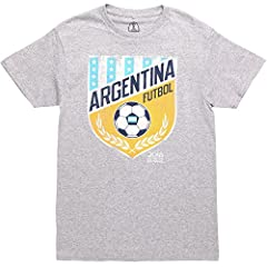 Show off your love for soccer and your favorite country in this officially licensed FIFA Russia world cup 2018 graphic t-shirt