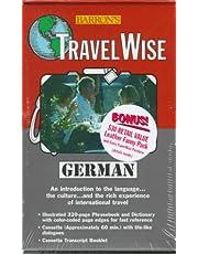 Barron's Travel Wise German