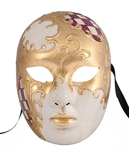 Luxur (Masquerade Masks Full Face)