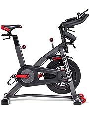 Tunn Speedbike IC8 med Bluetooth Indoor Cycle med magnetmotstånd, 100 gånger motstånd med digital display, Twift app. kompatibel, SPD-klickpedaler, max. användarvikt 150 kg