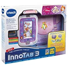 Vtech Innotab 3 Tablet Sofia The First Bundle Pack