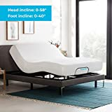LINENSPA Motorized Head and Foot Incline-Quick