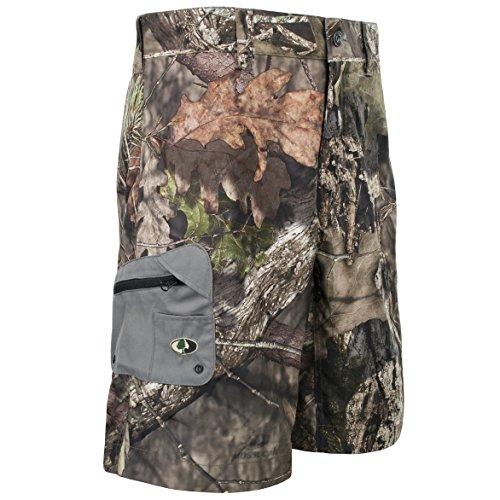 (Mossy Oak Camo Hybrid Shorts)