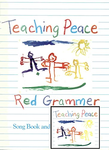Teaching Peace Songbook & Teachers Guide with CD