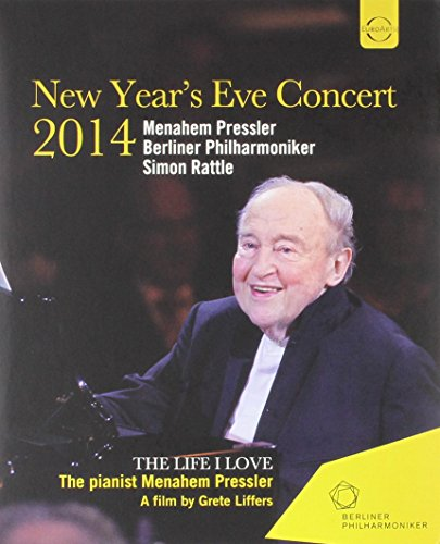 Berliner Philharmoniker - New Year\'s Eve Concert (Blu-ray)