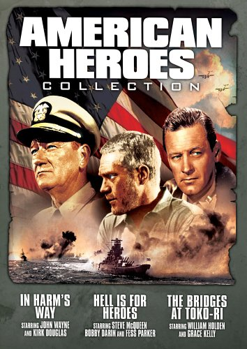 American Heroes Collection (The Bridges at Toko-Ri / Hell Is For Heroes / In Harm's - Hut Ri