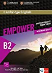 Cambridge English Empower Upper Intermediate Student's Book with Online Assessment and Practice, and Online Workbook...