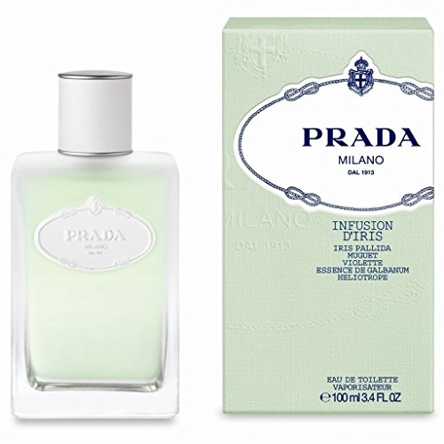 - Prada Milano Infusion D'Iris Eau de parfum Spray Women by Prada, 3.4 Ounce