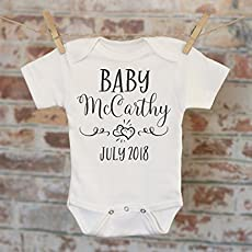 simple hearts pregnancy reveal onesie reveal to husband pregnancy announcement