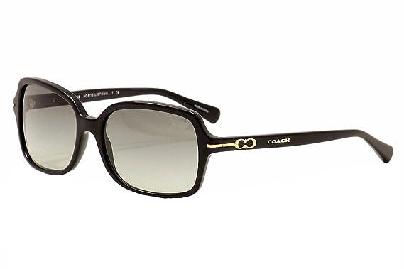 1d777ad06c Amazon.com  Coach Women HC8116 Blair Sunglasses 56mm  Shoes