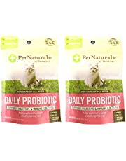 Pet Naturals of Vermont Daily Digest Fun-Shaped Chews for Cats