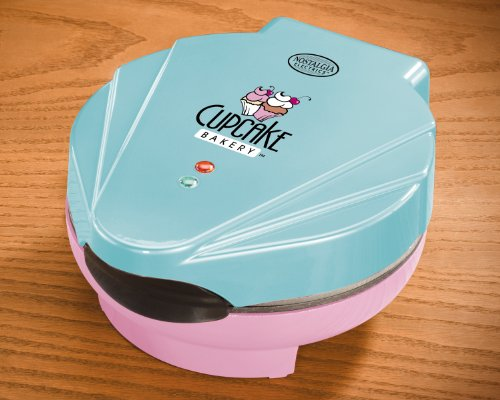 082677004802 - Nostalgia Electrics CKM100 Electric Cupcake Maker carousel main 3