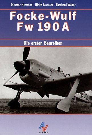 Focke Wulf Fw 190 A