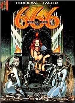 666, Tome 2 : Allegro demonio