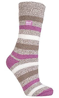 Heat Holders - Women's Original Ultimate Thermal Socks, One size 5-9 us (Patterdale 1878)