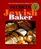 Secrets of a Jewish Baker, George Greenstein, 089594605X