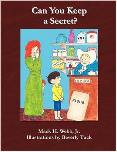 Book Can You Keep a Secret?