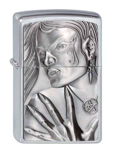 Zippo 2002736 Lighter #200 Vampire Girl