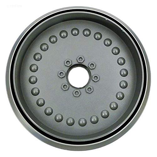 Legend Platinum Cleaner Pool (Pentair LLC6PMG Gray Wheel without Bearings Replacement Legend Platinum Automatic Pool and Spa Cleaner)