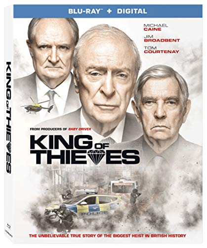 King Of Thieves [Blu-ray]