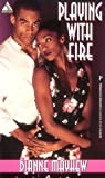 Playing with Fire, Dianne Mayhew, 0786004576
