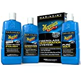Best Marines - Meguiar's M4965 Marine/RV Fiberglass Restoration System Review