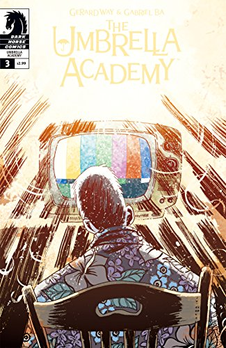 The Umbrella Academy: Dallas #3 (English Edition)