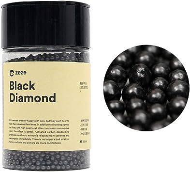 Bebliss - Perlas desodorizantes de Arena para Gatos de 260 ml ...