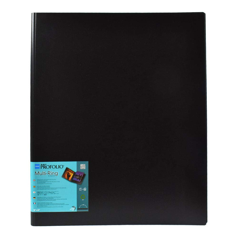 Itoya Art Profolio Multi Ring Refillable Binder (18'x24''')