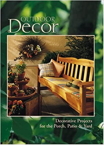 Outdoor Decor : Decorative Projects for the Porch, Patio ... on home cabana designs, home entryway designs, home landscaping designs, home patio designs, home mud room designs, home dining room designs, home building designs, rock home designs, home wood designs, home conservatory designs, home wall designs, home beach designs, home front designs, home great room designs, home park designs, home trellis designs, home backyard designs, home yard designs, home septic tank designs, home gate designs,