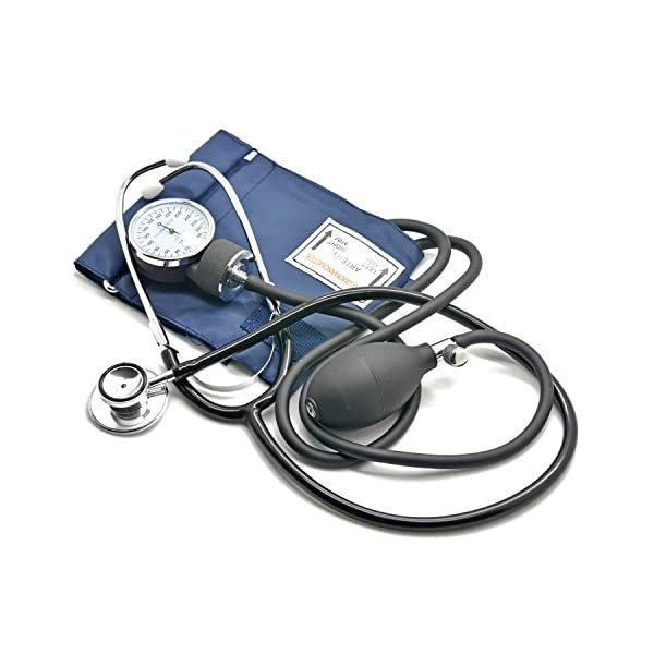 belmalia estetoscopio de doble cabezal, stetoskop, salvavidas Servicio, Baby, médico, práctica, Fasching, disfraz 1