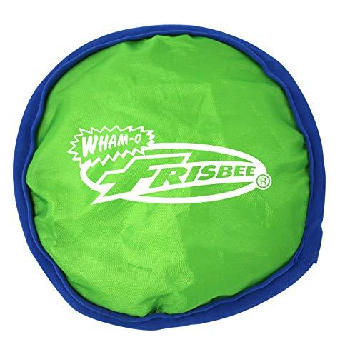 (Pocket Frisbee (3 Pack) - Three Foldable Flexible 80 Gram Flying Discs)