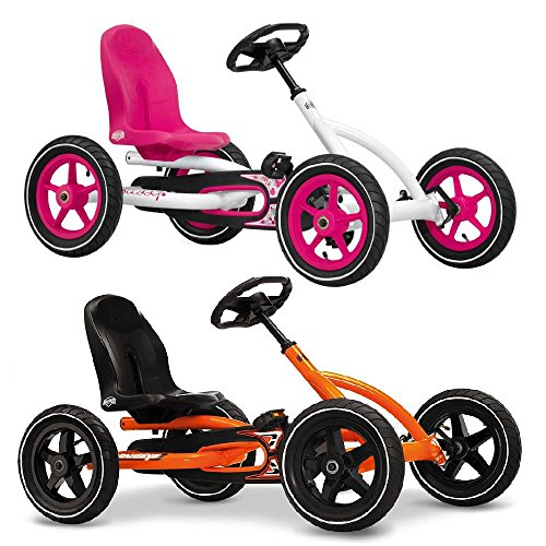 Kids Petal Cars (BERG Toys Pedal Cars For Kids Kit, All Children, Boys and Girls Can Ride)