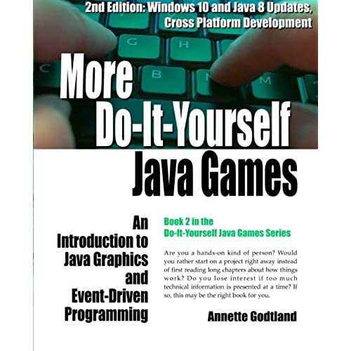 Games java amazon more do it yourself java games an introduction to java graphics and event driven programming volume 2 solutioingenieria Choice Image