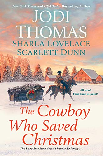 Book Cover: The Cowboy Who Saved Christmas
