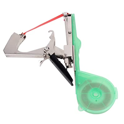 WinnerEco Garden Tapetool Tapener Tools New Bind Branch Machine Garden Tools Tapetool Tapener Stem Strapping : Garden & Outdoor