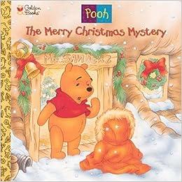 walt disney s winnie the pooh the merry christmas mystery betty