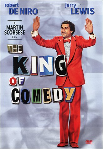 DVD : The King of Comedy (DVD)