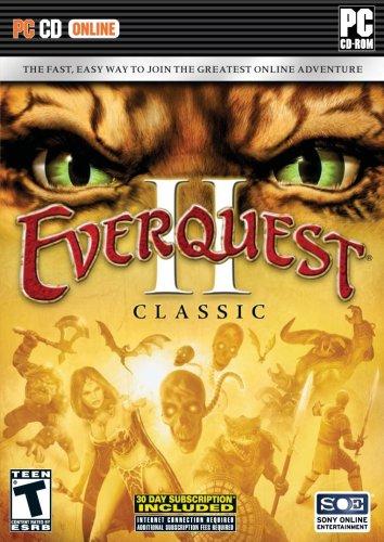 Everquest 2: Classic - PC - Destiny Is Where Usa