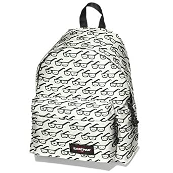 Eastpak Padded Pak r Bag Rucksack BackPack Choose Your Pattern NEW  (Glasses)  Amazon.co.uk  Clothing