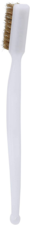 Ligero y port/átil 6 piezas de cepillo de limpieza de boquillas de impresora 3D accesorios de impresora de herramientas industriales cepillo de alambre de boquilla de impresora 3D