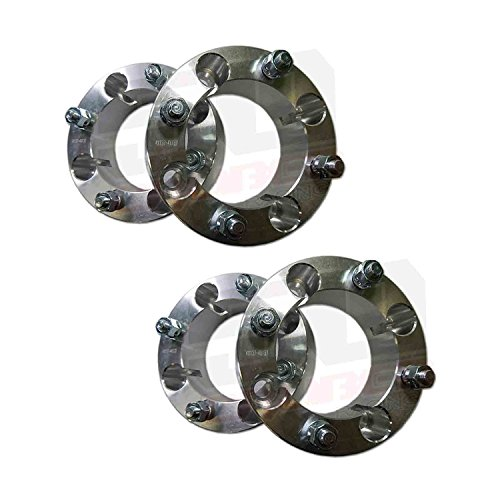 Set of Four (4) Wheel Spacers - 4x137 - 1.5 inch thick - 12x1.25mm Studs - Fit Kawasaki Teryx , Teryx4 [5217A20]