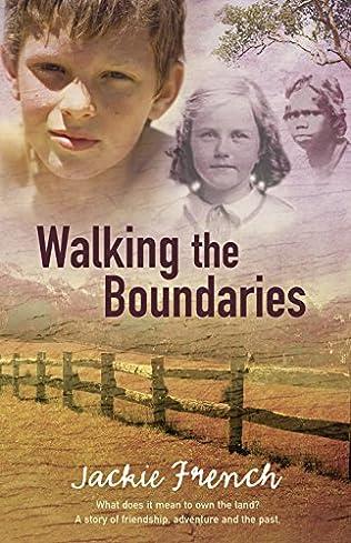 book cover of Walking The Boundaries