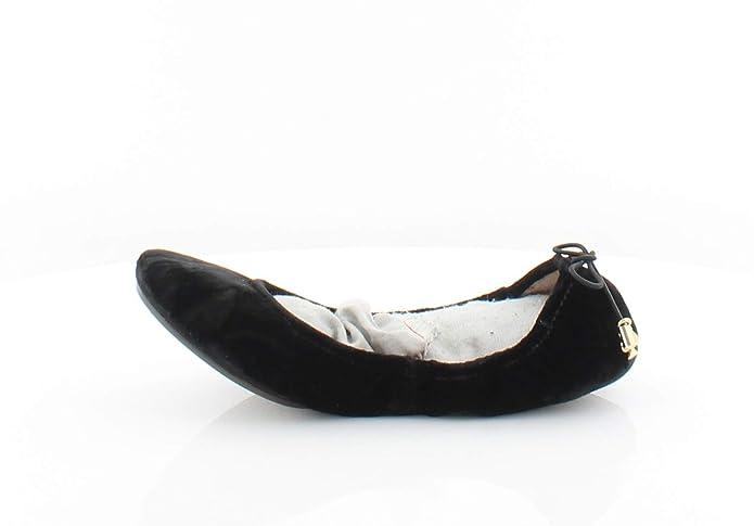 7e596b8199ca Amazon.com  Kate Spade New York Women s Globe Black Crushed Velvet 8.5 M  US  Shoes