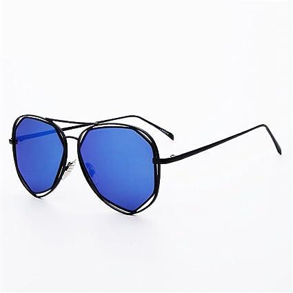 GCC Las Gafas de Sol, Gafas de Espejo retrovisor de ...